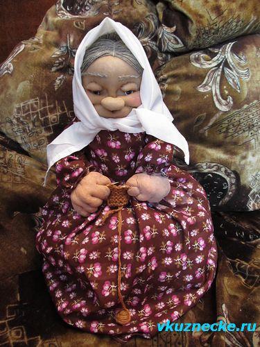 Чайная бабушка своими руками 29